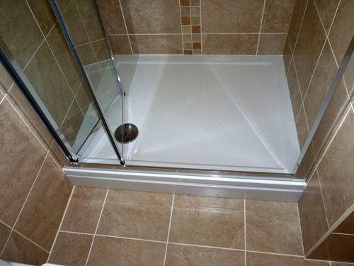 new-shower-finishing