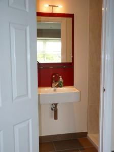 ensuite wash basin